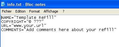 [Reason]-Comment fabriquer vos propres Refills Refillpack1