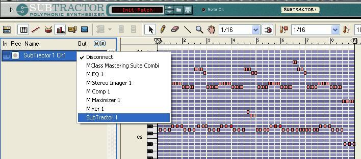 [Reason]-MIDI ( Comment importer et exporter ) Midi2