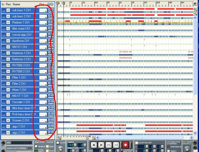 [Reason]-MIDI ( Comment importer et exporter ) Midi4